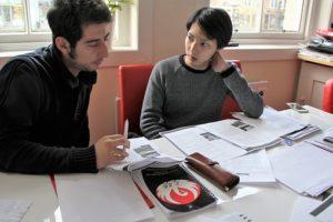 駐在の英語学習