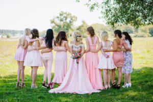 アメリカの結婚式